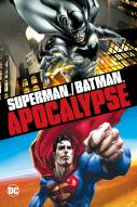 Affiche du film Superman/Batman : Apocalypse