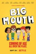 Affiche du film Big Mouth (Série)