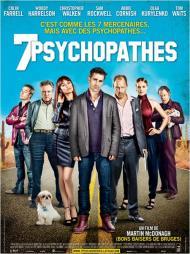 7 psychopathes affiche