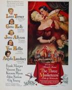 Affiche du film The Three Musketeers