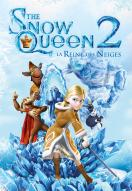 Affiche du film The Snow Queen 2, La Reine des Neiges : Le Miroir Sacré