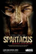 Affiche du film Spartacus: Blood and Sand   (Série)