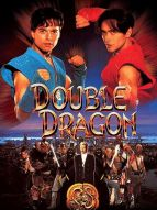 Affiche du film Double dragon