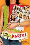 Affiche du film À vos marques, party!