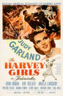 Affiche du film The Harvey girls