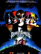 Affiche du film Power Rangers, le film