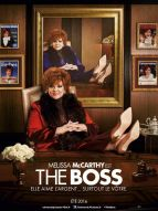 Affiche du film The Boss