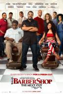 Affiche du film Barbershop: The Next Cut