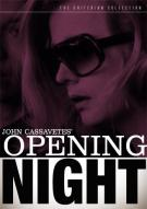 Affiche du film Opening Night