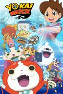 Affiche du film Yo-kai Watch (Série)