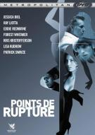 Affiche du film Points de rupture