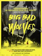 Affiche du film Big Bad Wolves