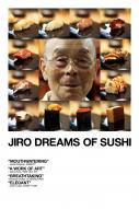 Affiche du film Jiro Dreams of Sushi