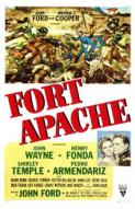 Affiche du film Massacre de fort Apache (Le)