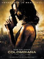 Affiche du film Colombiana