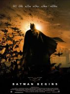 Affiche du film Batman Begins