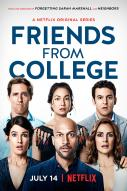 Affiche du film Friends from college (Série)