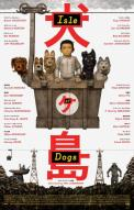 Affiche du film Isle of Dogs