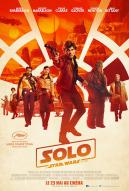 Affiche du film Solo : A Star Wars Story