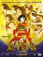 Affiche du film Millennium Actress