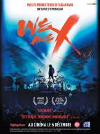 Affiche du film We Are X