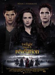 Affiche du film Twilight - Chapitre 5 : Révélation 2ème partie
