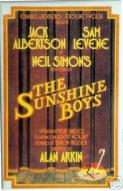 Affiche du film The Sunshine Boys