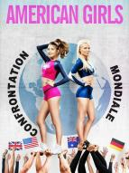 Affiche du film American Girls 6: Confrontation mondiale