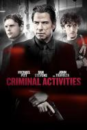 Affiche du film Criminal Activities