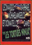 Affiche du film Tortues ninja (Les)