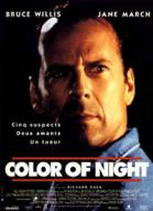 Affiche du film Color of night