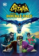 Affiche du film Batman contre Double-Face