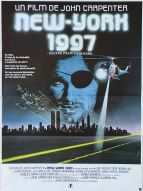 Affiche du film New-York 1997