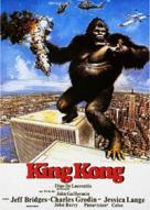 Affiche du film King Kong