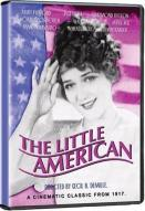 Affiche du film The Little American