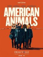 Affiche du film American Animals