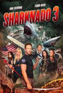 Affiche du film Sharknado 3