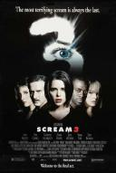 Affiche du film Scream 3