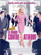 Affiche du film La Blonde contre-attaque