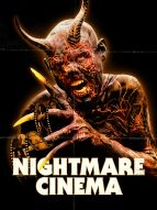 Affiche du film Nightmare Cinema