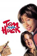 Affiche du film Tom et Huck
