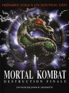 Affiche du film Mortal Kombat : Destruction finale