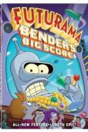 Affiche du film Futurama : Bender's Big Score