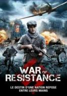 Affiche du film War of Resistance
