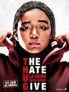 Affiche du film The Hate U Give - La Haine qu'on donne