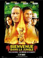 Affiche du film Bienvenue dans la jungle