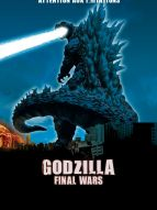 Affiche du film Godzilla : Final Wars