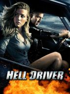 Affiche du film Hell Driver
