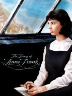 Affiche du film Le Journal d'Anne Frank