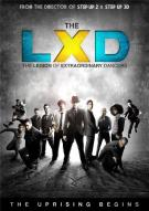 Affiche du film The LXD : The uprising begins